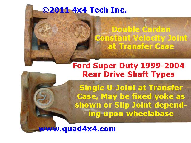 how to change the rear end seal f350 2008